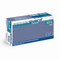 Disposable Gloves Semperguard® Latex Comfort