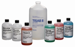 Orion™ calibration standards and TISAB solutions for ISE fluoride electrodes