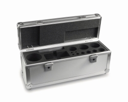 Aluminium case for calibration weight sets class E1 and E2