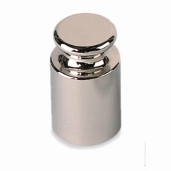 Calibration weights, class F1, cylindrical