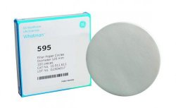 Qualitative filter paper, Grade 595, circles