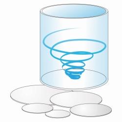 Membrane filter PES