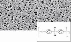 Membrane filter PES, hydrophil
