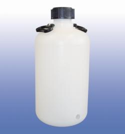 LLG-Aspirator Bottles, narrow neck, HDPE