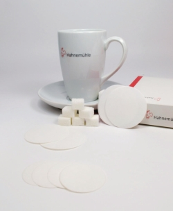 Filter Paper, round filters and folded filters for sugar analysis