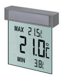 Digital window thermometer Vision