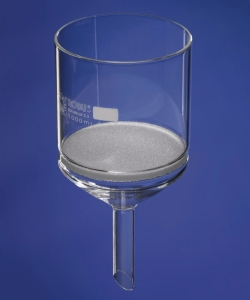Filter funnels, Borosilicate glass 3.3