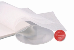 Lens cleaning paper
