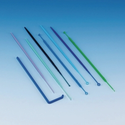 Inoculation loops with needle, Sterilin™, sterile