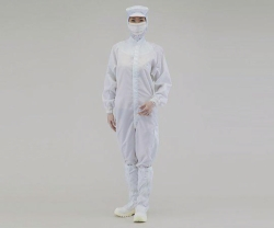 Overall for cleanroom ASPURE, polyester, with side leg pocket