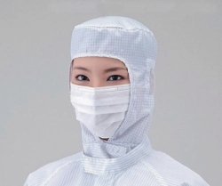 Hoods ASPURE, for cleanroom overalls, Polyester