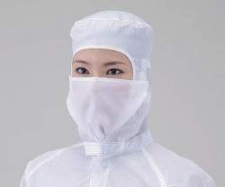 Masks ASPURE, for cleanroom overalls, Polyester