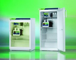 Thermostatic cabinets