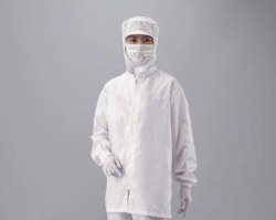 Jackets ASPURE, for cleanroom, Polyester