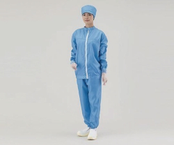 Jackets / pants ASPURE, for cleanroom, Polyester, with pockets