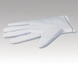 Gloves ASPURE, Microfiber, white