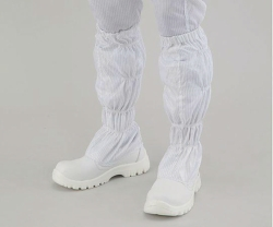 Safety Boots for cleanroom ASPURE, long type