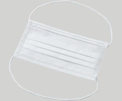 Disposable masks ASPURE, with head loops