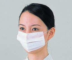Disposable masks ASPURE, without nose clip