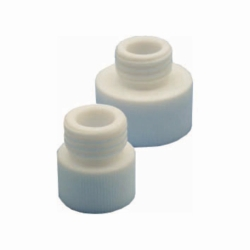 Thread adapters, PTFE for Dispensers, bottle-top, POLYFIX® and FORTUNA® OPTIFIX® BASIC / SOLVENT