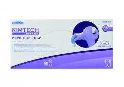 Disposable Gloves KIMTECH SCIENCE* PURPLE NITRILE XTRA*, Nitrile, Powder-Free
