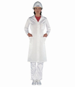 Ladies laboratory coats Type 81510
