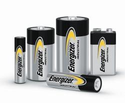 Alkaline Batteries, Energizer® Industrial