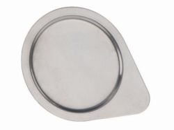 Lids for Crucibles, nickel