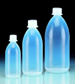 Narrow-mouth bottles, Technical quality PFA