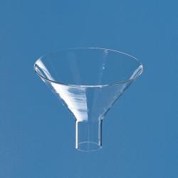 Powder funnels, Borosilicate glass 3.3