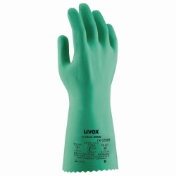 Chemical Protection Glove uvex u-chem 3000, NBR