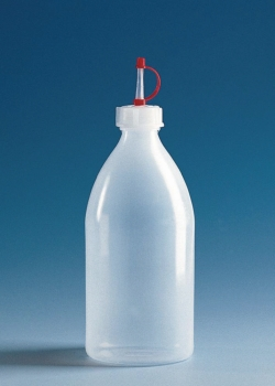 Dropping bottles, LDPE