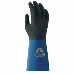 Chemical Protection Glove uvex rubiflex S XG35B, NBR