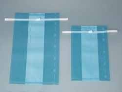 Sample bags SteriBag blue, PE, sterile