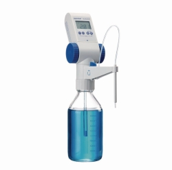 Digital burettes, Top Burette