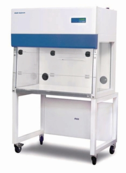 PCR Cabinets Type Airstream®