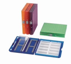 Microscope slide boxes Premium Plus