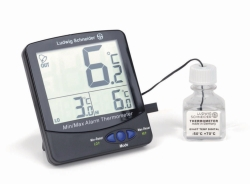 Digital Maxima-Minima-Thermometers Exact-Temp