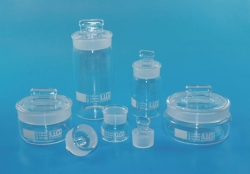 LLG-Weighing bottles with NS lid, Borosilicate glass 3.3