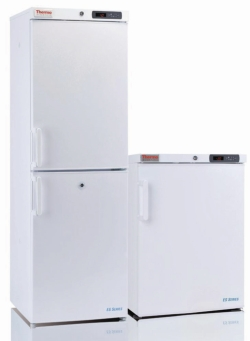 Laboratory refrigerators and freezers ES series