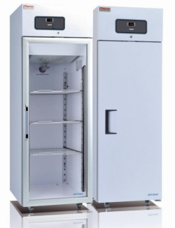 Laboratory refrigerators and freezers GPS series up to +1°C/-25°C