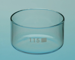 LLG-Crystallising dishes, borosilicate glass