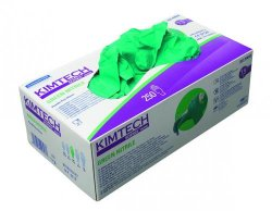 Disposable Gloves KIMTECH SCIENCE* GREEN NITRILE*, Nitrile, Powder-Free