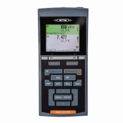 Multi parameter measuring instruments Multi 3620/3630 IDS SET WL for BSB measuring system OxiTop® IDS