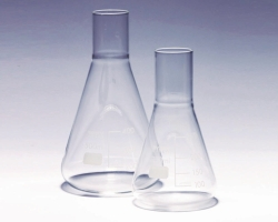 Culture flasks, Pyrex® borosilicate glass