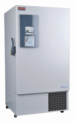 Ultralow temperature freezers, HERAfreeze HFU-B series -50°C to -86°C