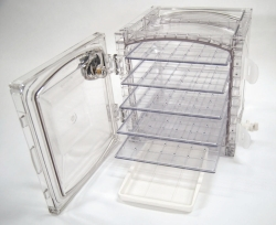 Accessories for LLG-Vacuum desiccator cabinets