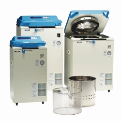 Steam sterilizers (autoclaves), HV series