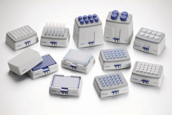 Exchangeable blocks Eppendorf SmartBlocks™ and accessories for Eppendorf ThermoMixer™ C and ThermoStat C