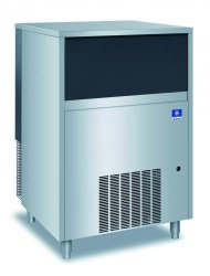 Flake ice maker with reservoir, air cooled, RF Series